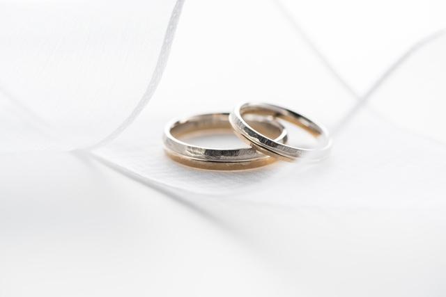 2回目の結婚指輪を買う